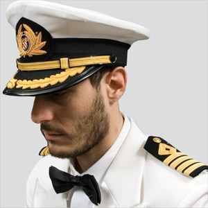 Yachtings_Caps and Epaulettes