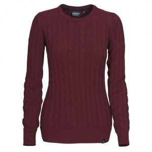 Harvest Treadville Women Burgundy