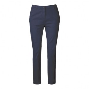 Ladies Trouser Chino Navy