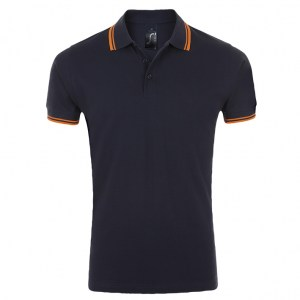 Sols Pasadena Men Navy Orange