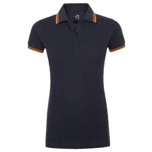 Sols Pasadena Women Navy Orange