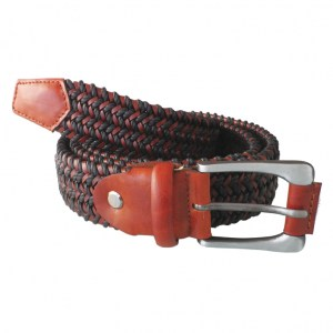 Stretch Belt Navy Tampa