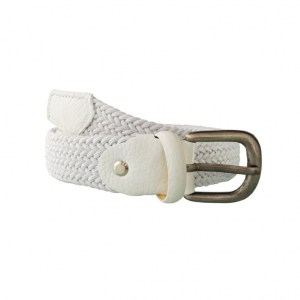 Stretch Belt White7