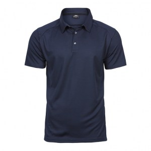 Tee Jays Luxury Sport Polo Men Navy