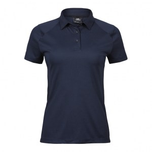 Tee Jays Luxury Sport Polo Women Navy