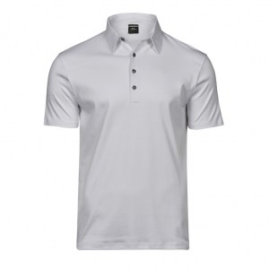 Tee Jays Men Pima Cotton 1440_White copy