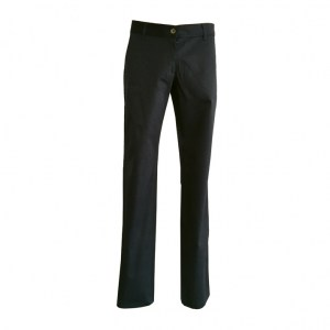 Trouser Chino Mens Black