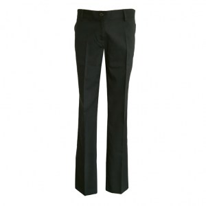 Trouser Fresco Women Black