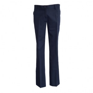 Trouser Fresco Women Navy