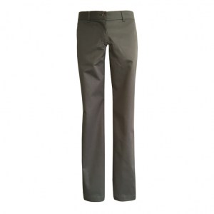 Trouser PVX Womens Black